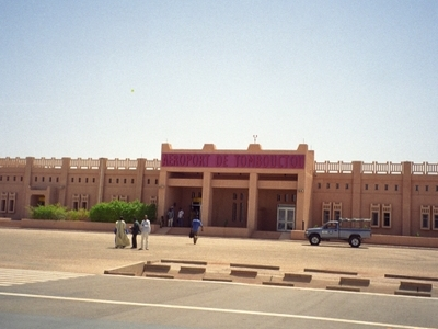 Timbuktu Airport