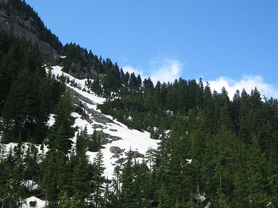 Tinkham Mountain