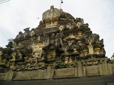 Tiruvekka Temple