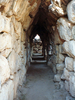 Tiryns Passageway