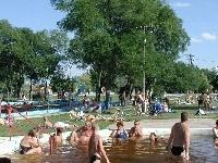Tiszaföldvár Beach