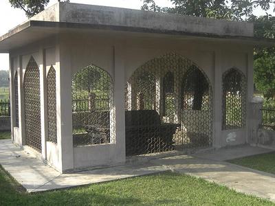 Tomb Of Ghiyasuddin Azam Shah