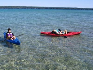 Torch Lake Antrim