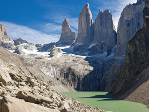 Torres Del Paine and Glacier 4 Days Photos