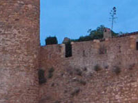 Tossa de Mar walled enclosure