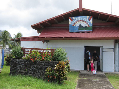 Tourist Attractions In Kosrae