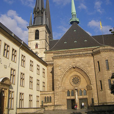 Tourist Attractions In Luxembourg City