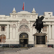 Peru Lima Congreso