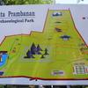 Tourist Map Of Prambanan