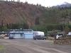 Tourist Stop In Carcross Yukon