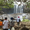 Tourists At Bou Sra Waterfall.