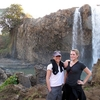 Tourists @ Blue Nile Falls ET Bahir Dar