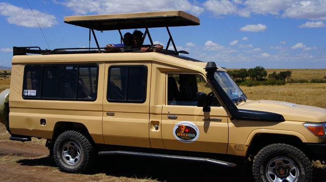 Kenya Safari on your Budget Photos