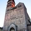 St. Philibert\\\'s Church In Tournus