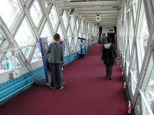 Interior Of High-level Walkway