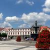 Town Square In Karvin Frytt