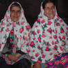 Traditional Women Dress In Kashan City
