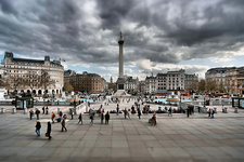 Trafalgar Square - London UK