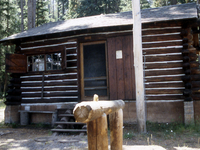 Trail Creek Patrol Cabin