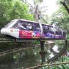 Train At Jurong Bird Park