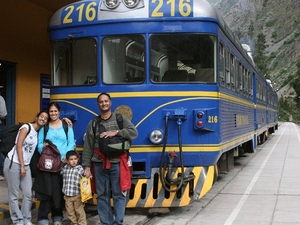 South America By Train – Lima To Buinos Aires