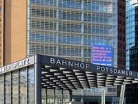 Berlin Potsdamer Platz Station