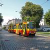 Tram In Legionow Street, Grudziadz