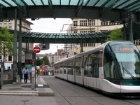 Tramways in Strasbourg