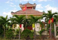 Tran Quy Cap Temple