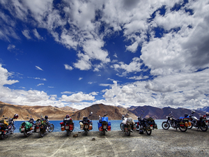Trans Himalayan Motorbike Safari Ride 12 Days Photos