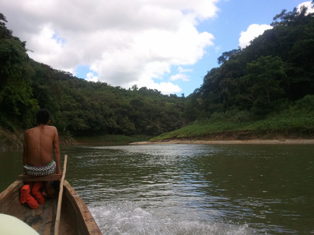 Tour A La Comunidad Indigena Embera Drua Photos