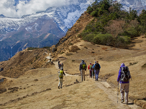 Everest Base Camp Trek Tour Photos