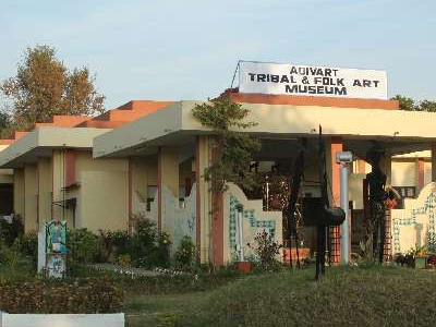 Tribal And Folk Art Museum