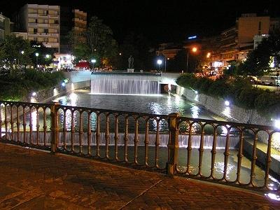 Trikala - Night View