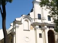 Trinity Church in Kobylka