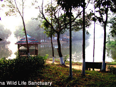 Trishna Wildlife Sanctuary