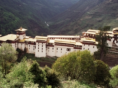 Trongsa Dzong