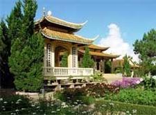 Truc Lam Buddhist Pagoda