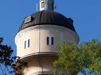 Trzemeszno's Water Tower