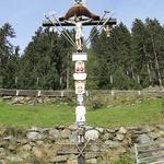 Tschatscha crucifix