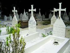 Tuamotu Cemetery
