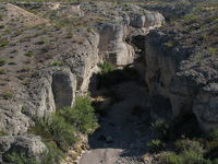 Tuff Canyon Trail