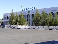 Turkmenabat Airport