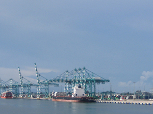 Port of Tanjung Pelepas