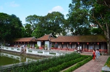 Temple Pathway