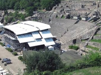 Ancient Theatre Of Fourvière