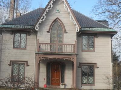 La casa g tica portland estados unidos informaci n tur stica for Casa revival gotica