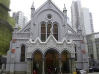 The Hong Kong Catholic Cathedral