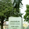 The Monument To Jean Vauquelin
