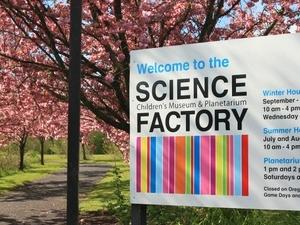 Science Factory Children's Museum & Planetarium